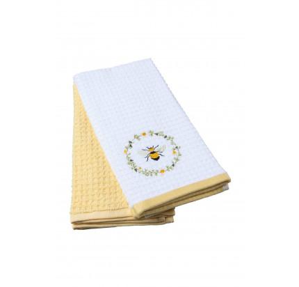 Салфетки для кухни TAC Daisy Bee (2 предмета, 40x60)