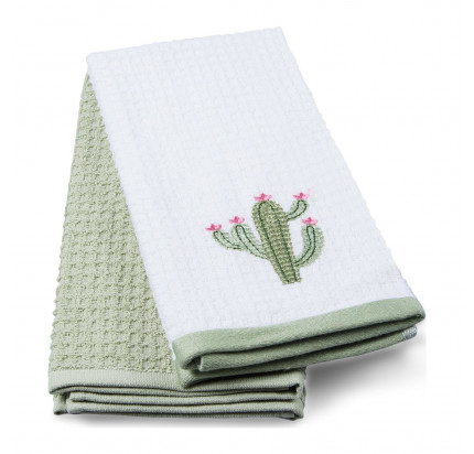 Салфетки для кухни TAC Cactus (2 предмета, 40x60)