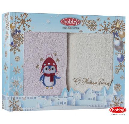 Набор новогодних салфеток Hobby Home A5 (30x50, 2 предмета)