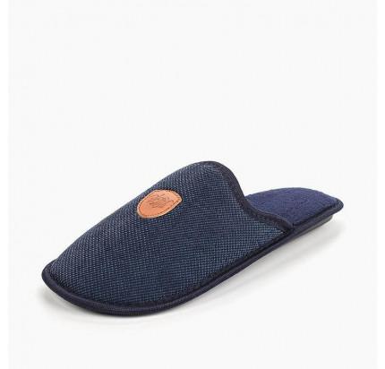 Тапочки мужские Sofi de Marko №2 (синие)