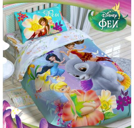 Детское постельное белье Этель Феи