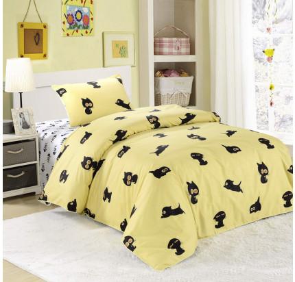 Sofi de Marko Кити (желтый) детское постельное белье
