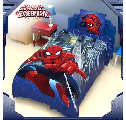 Детское постельное белье Этель Человек паук