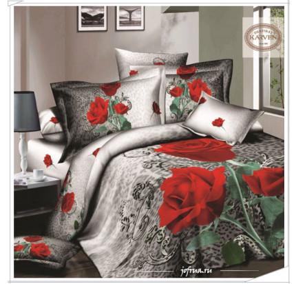 Постельное белье Karven 397 Красные Розы