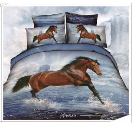 Постельное белье Karven 399 Гнедой Конь