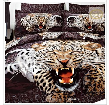 Постельное белье Karven 432 Опасный Леопард