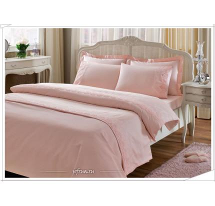 Постельное белье Tivolyo Nova (розовое)