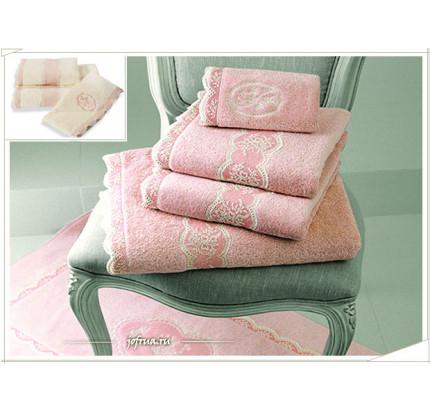 Полотенце Soft Сotton Buket (розовое)