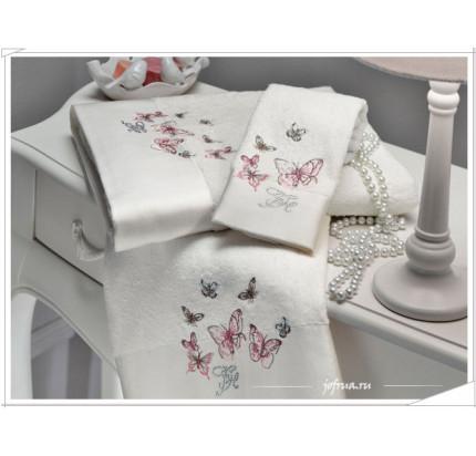 Набор полотенец Tivolyo Prima (3 предмета)