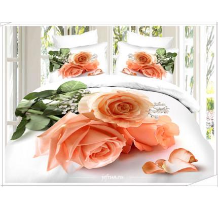 Постельное белье Kingsilk Seda PX-94 Розы