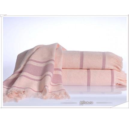 Полотенце Irya Duru (светло-розовое)