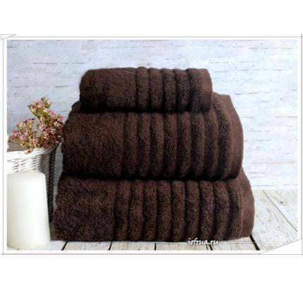 Полотенце Irya Wella (темно-коричневое)
