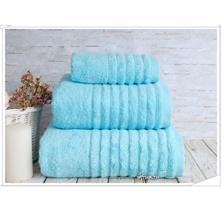Полотенце Irya Wella (голубое)