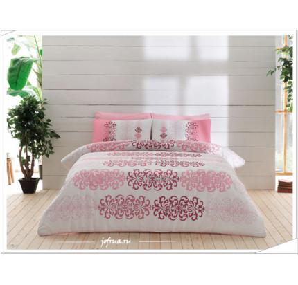 Постельное белье TAC Despina (розовое)