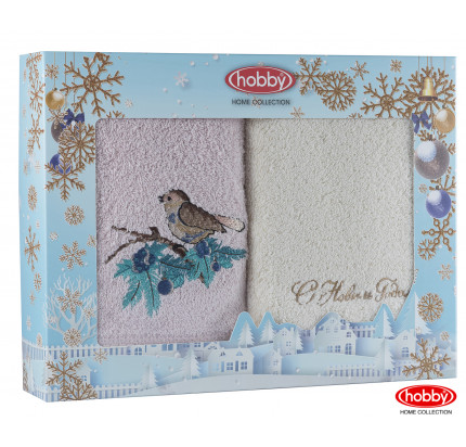 Набор новогодних салфеток Hobby Home A2 (30x50, 2 предмета)