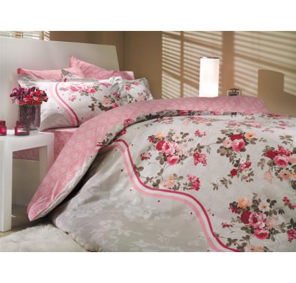Постельное белье Hobby Home поплин Susana (розовый)