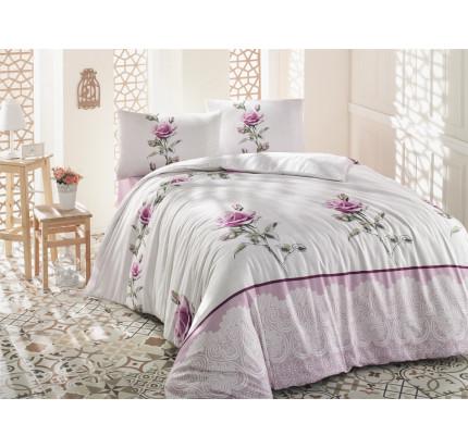 Постельное белье Altinbasak Almila (розовое)