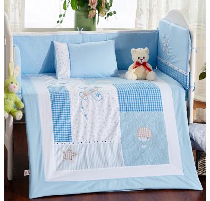 Детское белье в кроватку Arya Little Star