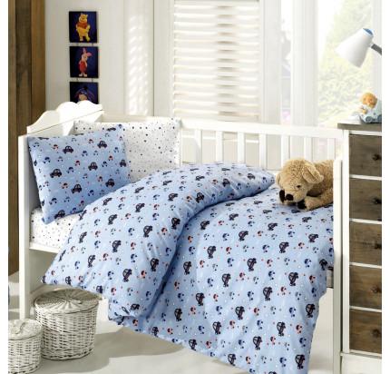 Детское белье в кроватку Arya Car