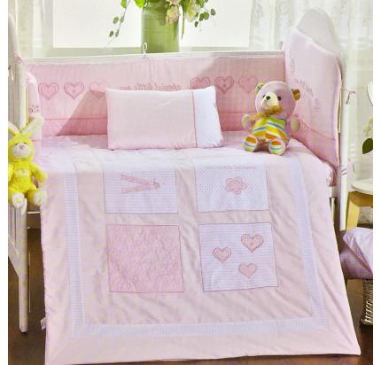 Детское белье в кроватку Arya Dreams