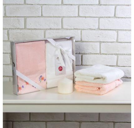Набор полотенец Arya Eshli (2 предмета, 50x90 см)