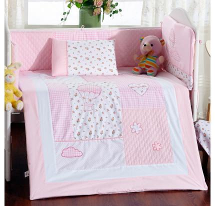 Детское белье в кроватку Arya Honey