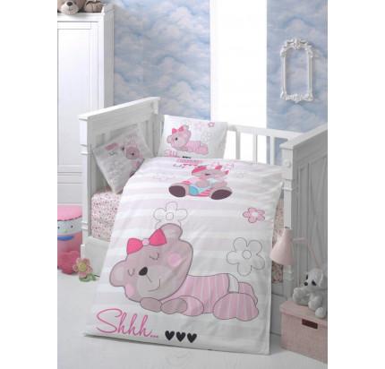 Детское белье в кроватку Arya Sleep Time