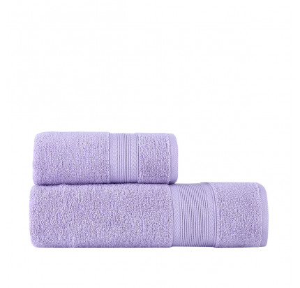 Полотенце Arya Solo Soft (лиловый)