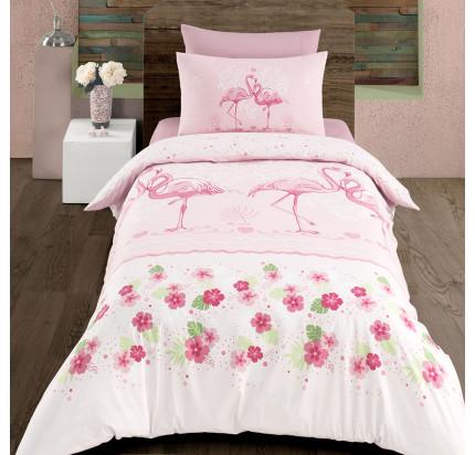 Детское постельное белье Arya Flamingo