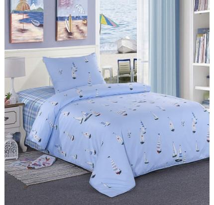 Sofi de Marko Морской бриз (голубой) детское постельное белье