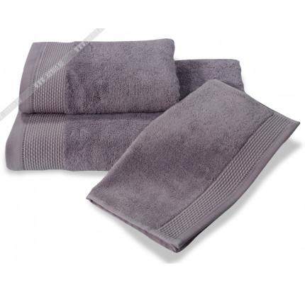 Полотенце Soft Сotton Bambu (фиолетовое)