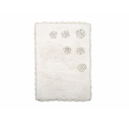 Коврик Irya Blossoms krem (кремовый) 70x110