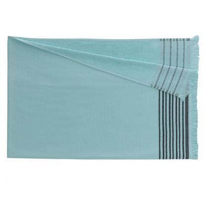 Полотенце Buldan's Ibiza (голубое) 90x160