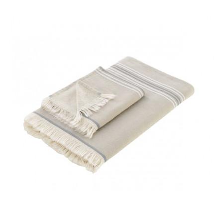 Полотенце Buldan's Suda (серый)