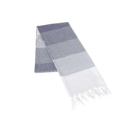 Полотенце Buldan's Lidya (темно-синий) 100x180