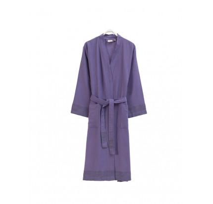 Мужской халат Buldan's Sera (фиолетовый)