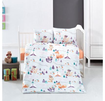 Детское белье в кроватку Arya Home Indian