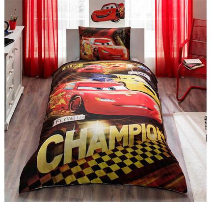 Детское постельное белье TAC Cars Champions