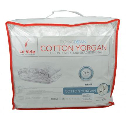 Одеяло Le Vele COTTON ELITE (наносиликон)
