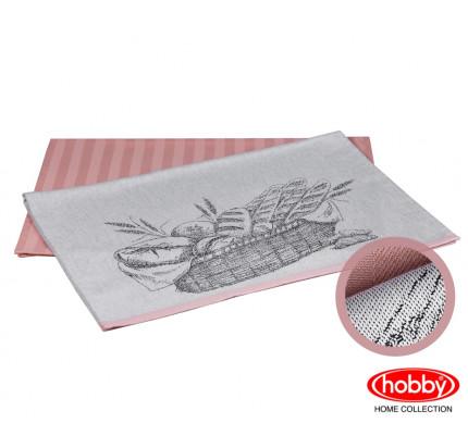 Набор салфеток Hobby Home Bread лиловый (50x70, 2 предмета)