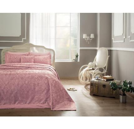 Покрывало Tivolyo Home Dante (розовое) 260x260
