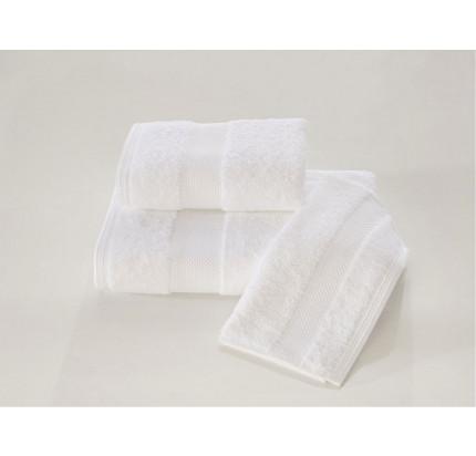 Полотенце Soft Сotton Deluxe (белое)
