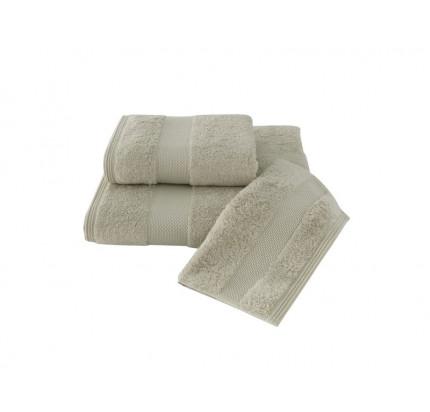 Набор полотенец Soft Cotton Deluxe (3 предмета, свело-бежевый)
