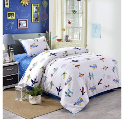 Sofi de Marko Одиссея (синий) детское постельное белье