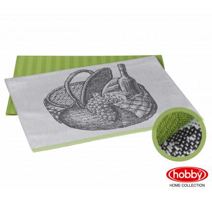 Набор салфеток Hobby Home France зеленый (50x70, 2 предмета)