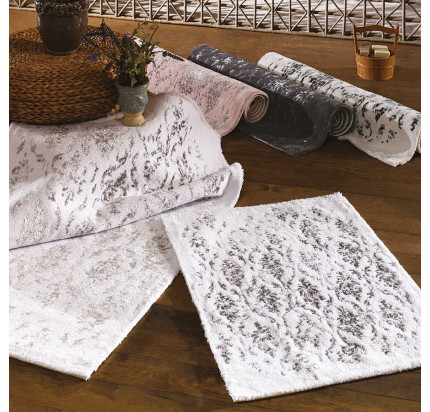 Набор ковриков Zebra Casa Kerry (50x70+70x120)