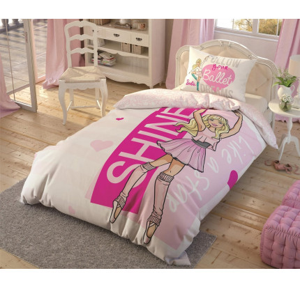 Детское постельное белье TAC Barbie Ballet