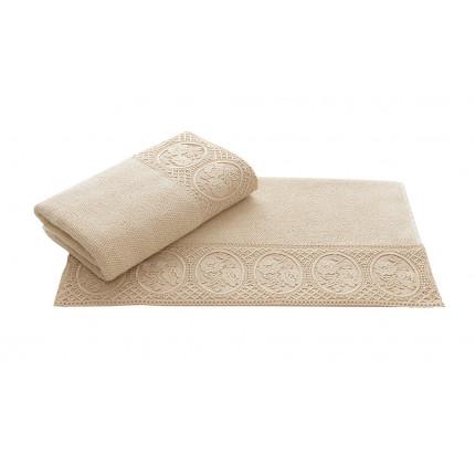 Полотенце Soft Cotton Eliza (бежевое)