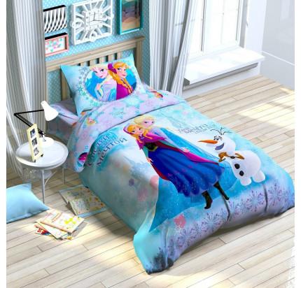 Детское постельное белье Этель Холодное сердце