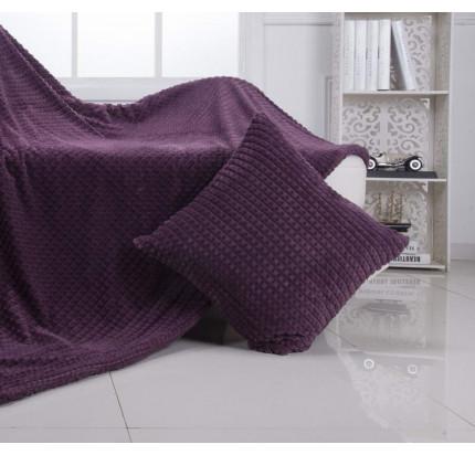 Декоративная наволочка Sofi de Marko Fantastic (фиолетовый) 50x50